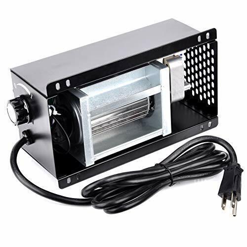 Wood Burner Plate Stove Blower for Models WR1000L02   WR1500L02   WR2000L02