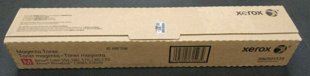 XEROX TONER COLOR 550 560 570 C60 C70  CMYK Individual Toner (Your Choice)