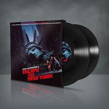 Escape From New York 2 Disc Vinyl - John Carpenter