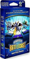 Skylanders Battlecast Spyro, Snap Shot & Stormblade - 22 - Card Battle Pack