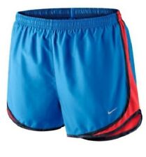 NWT Nike Women/'s Dri-Fit Tempo Running Shorts Size Small Teal Blue 831558 443