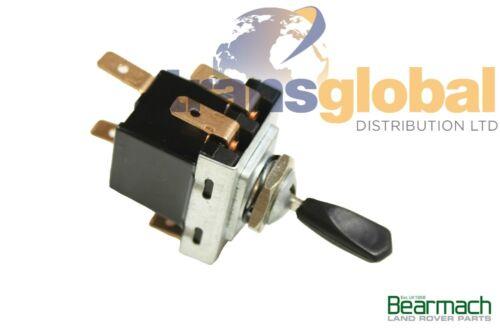 Land Rover Série 3 Way Toggle Master Interrupteur De Lumière-Bearmach 1H9077L