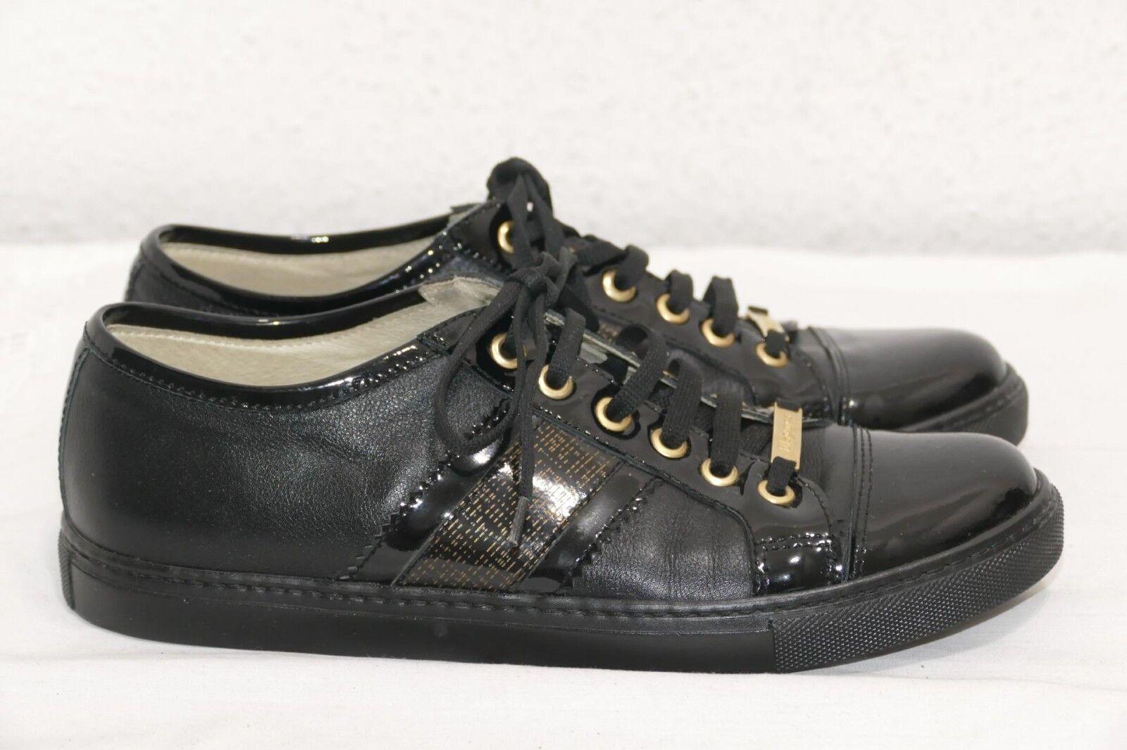 994---Elegance Paris Sneaker Gr 40  neuwertig