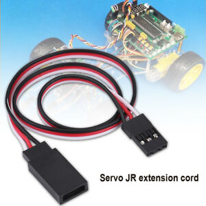 5PCS-300mm-Extension-Servo-Lead-Wire-30cm-Cable-For-RC-Futaba-JR-Male-to-Female