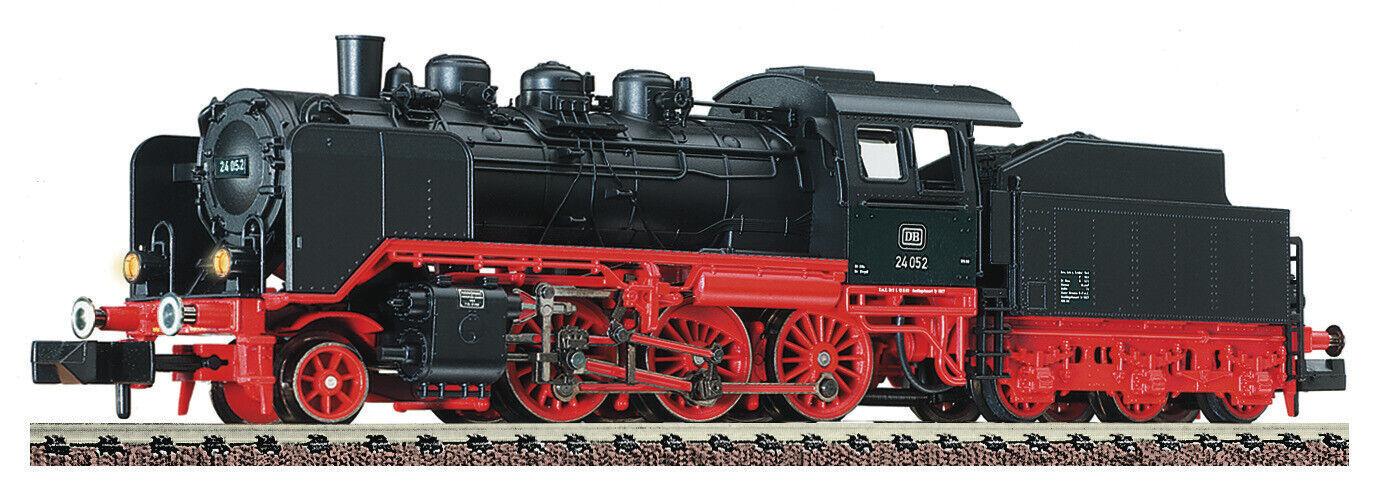Fleischmann n 714202 máquina de vapor br 24 052 de la DB-nuevo + embalaje original