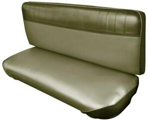 Ford F100 F250 Pickup Seat Upholstery For Front Bench 1965