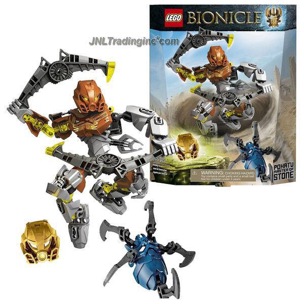 NEW 2015 LEGO Bionicle Series 7
