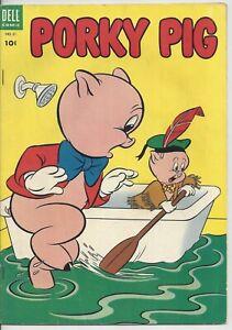 Porky Pig No. 31 1953 Dell Comic Good