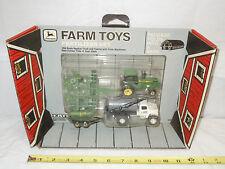 John Deere Fertilizer Barn Box Set  By Ertl   1/64th Scale