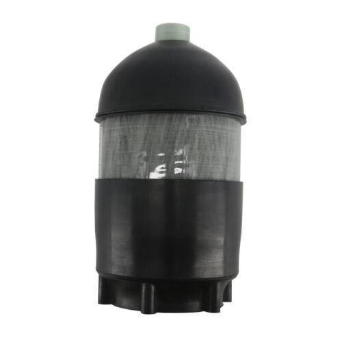 Acecare 2L CE Scuba Tank//Diving 4500psi Mini Paintball Cover Rubber Protector