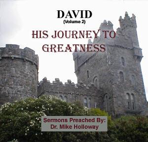 David - His Journey to Greatness Preaching CD's KJV