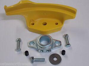 COATS-Tire-Changer-Nylon-Mount-Demount-Kit-Duck-Head-amp-Bracket-8182026-Plastic