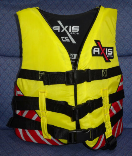 AXIS PFD2 Level 50S Buoyancy vest Child Small 15 25kg Brand NEW