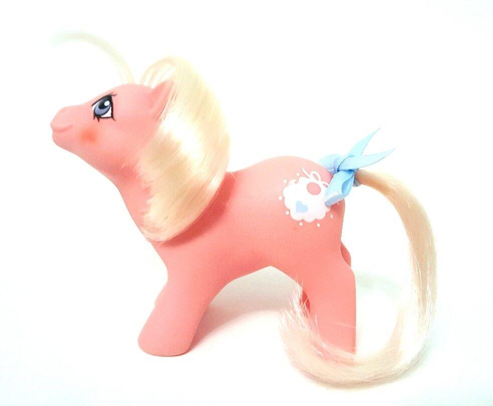 Ultra Rare Mail Order Vintage G1 My Little Pony Pony Pony BABY TIDDLYWINKS   Variant  e0c607