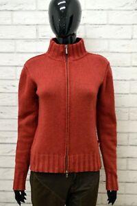 7738271125 Dettagli su Maglione Donna MURPHY & NYE Taglia L Felpa Pullover Sweater  Woman Lana Rosso