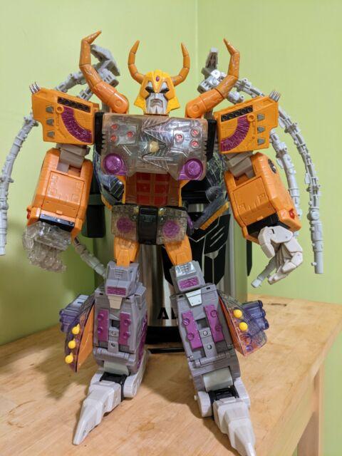 Transformers Armada Unicron
