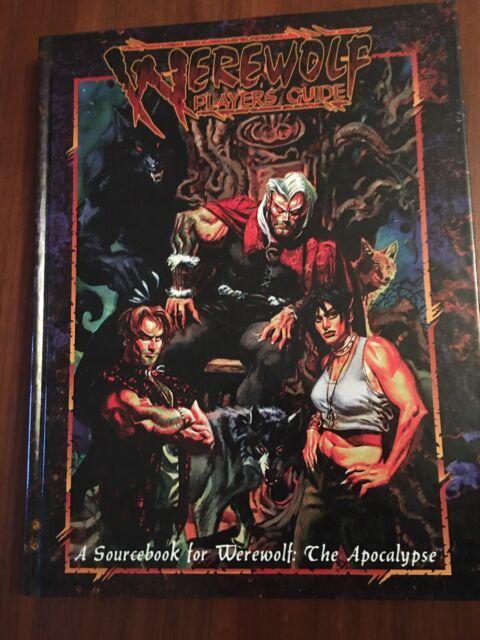 Werewolf Player's Guide 2nd Edition - Werewolf: The Apocalypse