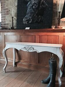 console table Hall Way Table Long Side Table - <span itemprop='availableAtOrFrom'>Speldhurst, Kent, United Kingdom</span> - console table Hall Way Table Long Side Table - Speldhurst, Kent, United Kingdom