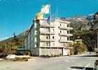 CPA SUISSE SCHWEIZ ST. MORITZ-BAD kantoreihaus laudinella timbr suisse 1972