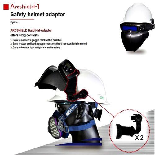 2 Auto Shade Darkening Protective Welding Helmet Google Mask Servore Arcshield