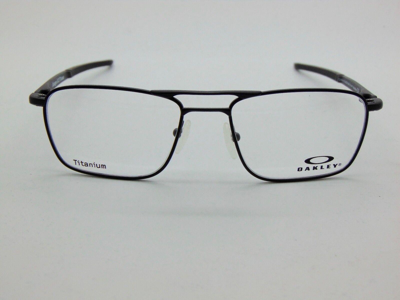 f9bb9308aff Eyeglasses Oakley Gauge 5.2 Truss 5127-04 51 Satin Black for sale ...