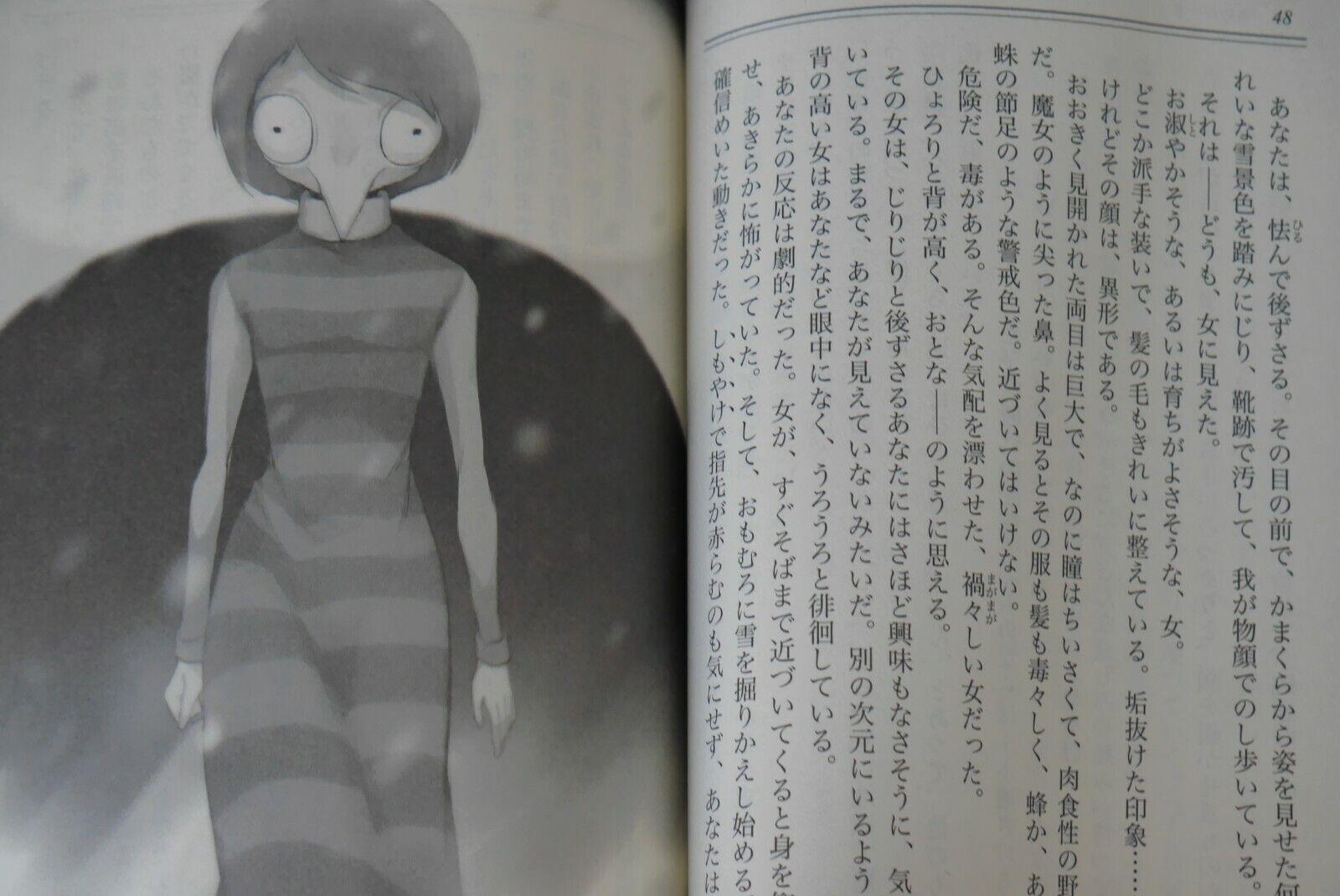 Dream Diary  Anata no Yume ni Watashi wa Inai Bunko S Yume Nikki JAPAN novel