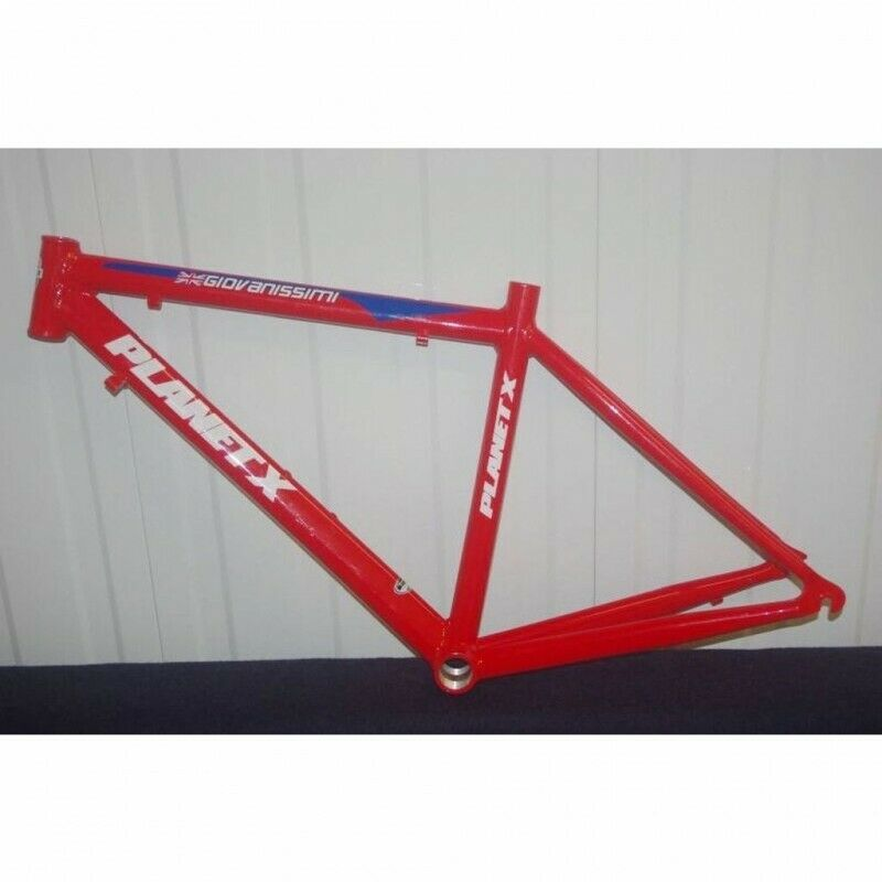 Planet-X Giovanissimi 11+ years (150+cm) Youth   Junior Racing Bike Frame 26in