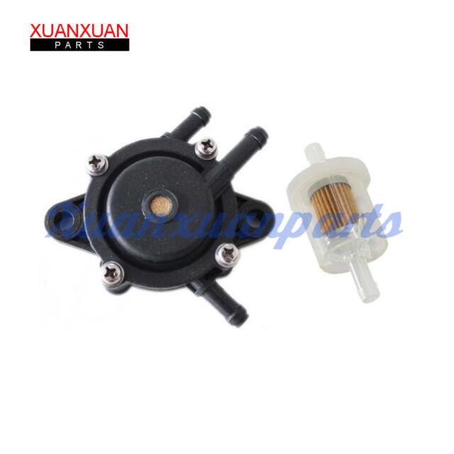 NEW Fuel Pump for John Deere LX277 LX288 LX279 SX85 GX85 717 727 646 657 667 325