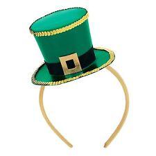 Tradicional Duende St Patricks Day Top Hat Copa Mundial De Rugby Irlanda Diadema