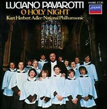 LUCIANO PAVAROTTI: O HOLY NIGHT CD (1990) - CHRISTMAS