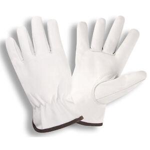 Cordova 8500 Premium Grain Goatskin Drivers Gloves, Keystone Thumb, S-2XL