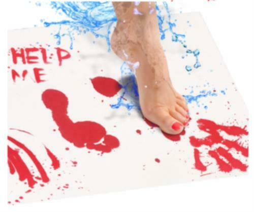 Bloody Bath Mat - Large Größe (10x Special Offer)