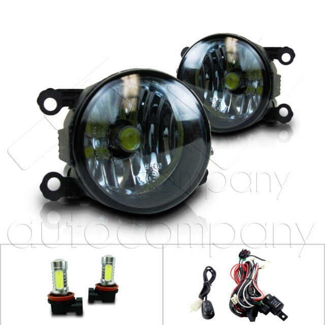 For 2010-2015 Acura RDX Fog Lights Lights W/Wiring Kit