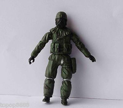 "lot  10  BBI Elite Force Army Soldier 3.75/"" 1//18 Figure/'s Accessories helmet J3"