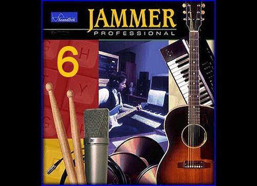 SoundTrek JAMMER Pro 6 MIDI Music Composer Arranger w  ALL Style Sets WINDOWS