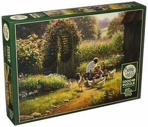 JackPine Puzzles 1000 pieces Jigsaw Puzzle - Feeding Time CBL80138