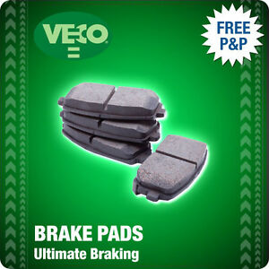Mazda-626-2-0-GC1-1987-1990-929-2-0-HV1-1982-1986-Brake-Pad-Set-Veco-VA680