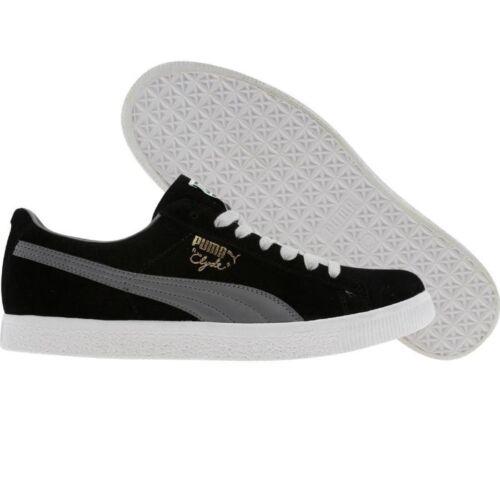 Scarpe casual nera 351907 moda scarpe uomo Clyde Script 20 ginnastica sneaker nuovissima da Puma rPwrqTpa