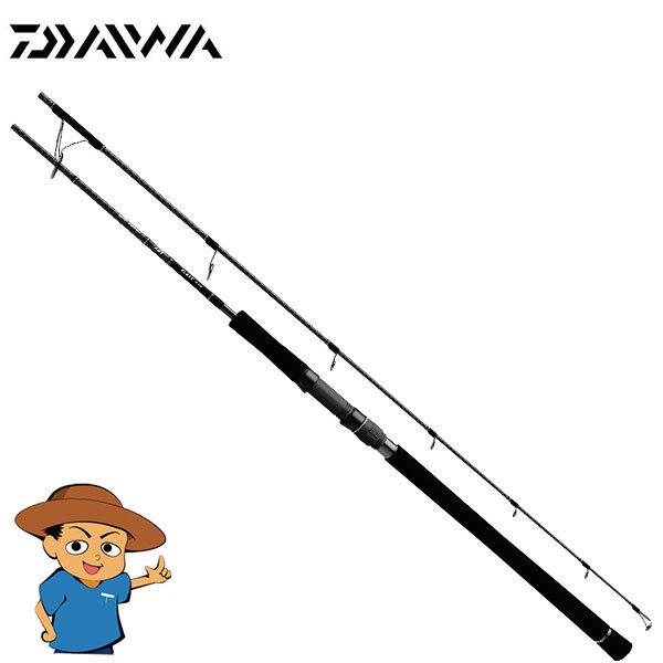 Daiwa BLAST J62MS V Medium 6'2  fishing spinning rod 2018 model