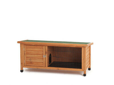 Four Seasons RABBIT HUTCH - IDEAL SIZE TOP BRAND EASY CLEAN BEST Single Storey
