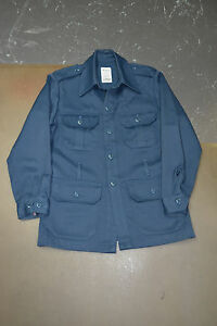 Used-Canadian-blue-cadet-jacket-size-6434-ref-1567bte156