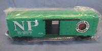 Lionel 6-19284 O Scale Northern Pacific Boxcar Model Train