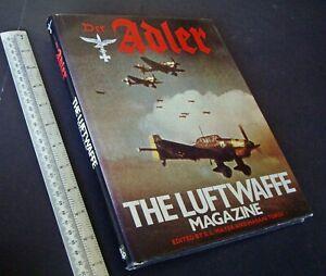 Der-Adler-The-Luftwaffe-Magazine-WW2-Compilation-English-Language-Edition-1977
