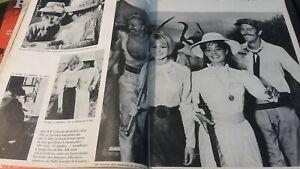 Rivista Brigitte Bardot Parigi Match N° 829 Febbraio 1965 Tbe