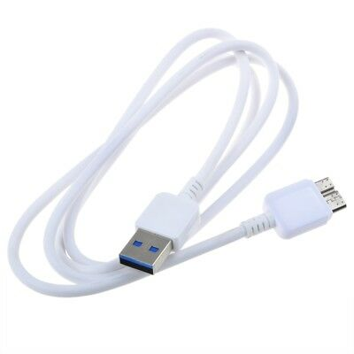 White USB3.0 Data Sync Cable Cord for Canon EOS DSLR Camera IFC-150U IFC-500U II