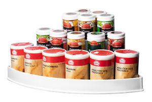 Upp Eck-Küchenregal Scaffale Erbe Aromatiche per Cucina & Bagno 3 ...