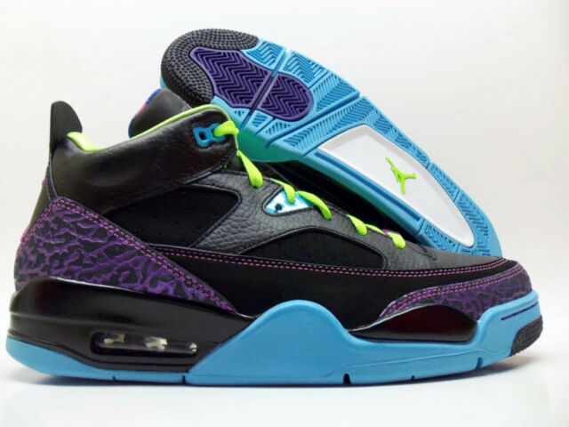 reputable site 67c4e f1ce9 Jordan Mens Son of Mars Low Bel Air Sneaker Black 10 - Footwear/sneakers