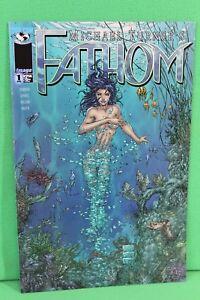 Fathom #1 Michael Turner Top Cow Image Comic Comics VF