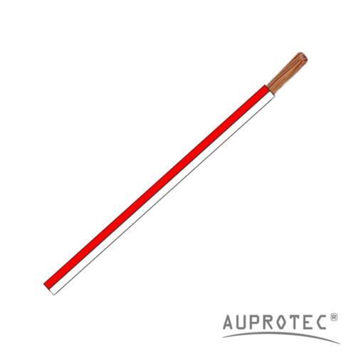 10m Cable eléctrico automovìl 2.5 mm² Cable unipolar FLRy hilo de cobre