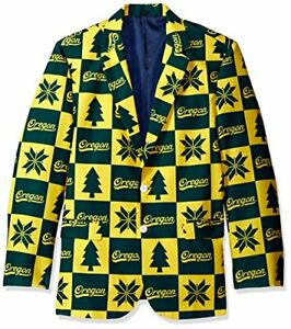 Oregon-Patches-Ugly-Business-Jacket-Mens-Size-50